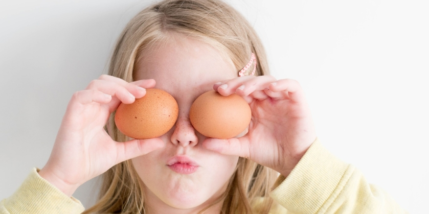 toddler nutrition - proteins from eggs