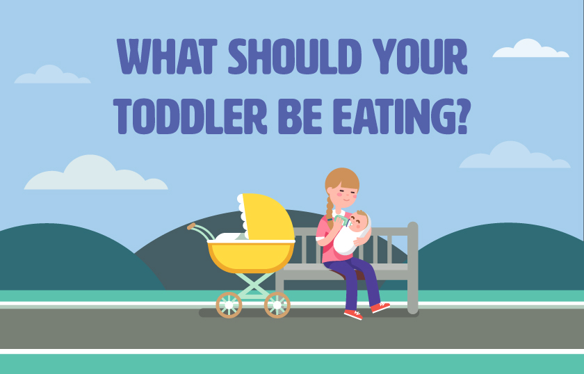 What Should My Toddler Be Eating? Meal Ideas And 25 Foods To Try
