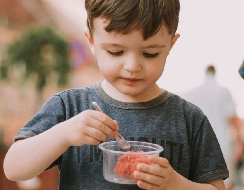 children can become picky eaters