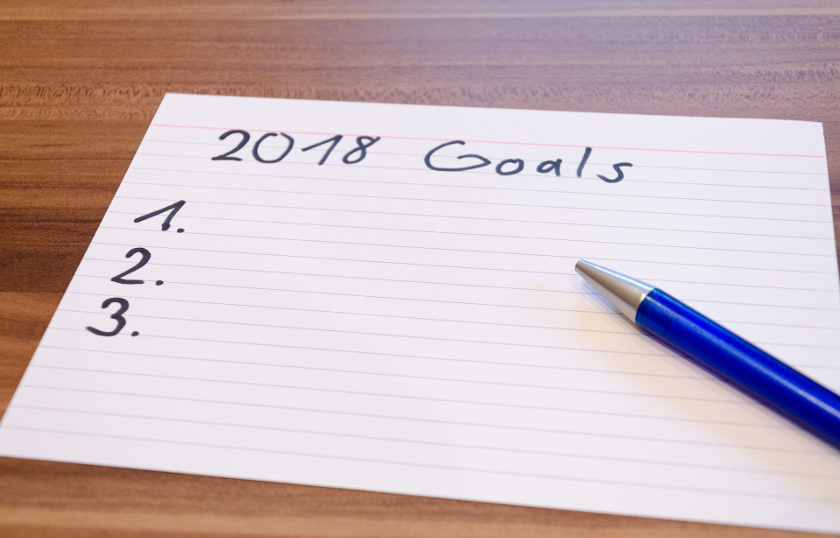 Make 2018 Your Year to Shine! 3 Golden Rules to Keep Your Resolutions on Track
